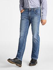 Lee Jeans - DAREN ZIP FLY - slim jeans - broken blue - 0