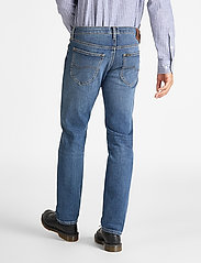 Lee Jeans - DAREN ZIP FLY - slim jeans - broken blue - 3