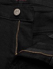 Lee Jeans - DAREN ZIP FLY - slim jeans - clean black - 3