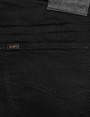 Lee Jeans - DAREN ZIP FLY - slim jeans - clean black - 4