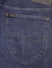 Lee Jeans - DAREN ZIP FLY - regular jeans - dark bluegrass - 4