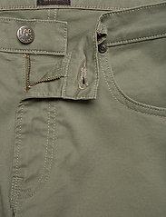 Lee Jeans - DAREN ZIP FLY - regular jeans - lichen green - 3