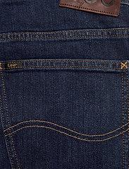 Lee Jeans - DAREN ZIP FLY - regular jeans - dark stonewash - 4
