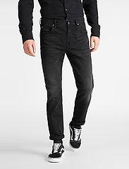 Lee Jeans - AUSTIN - regular jeans - moto black - 0