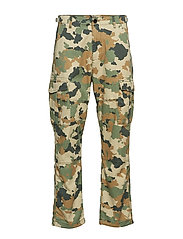 FATIGUE PANT - CAMOUFLAGE
