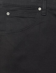 Lee Jeans - 5 POCKET SHORT - denim shorts - clean black - 1
