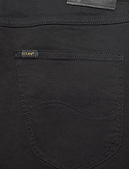 Lee Jeans - 5 POCKET SHORT - denim shorts - clean black - 4