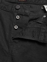 Lee Jeans - 5 POCKET SHORT - denim shorts - black rinse - 3