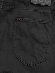 Lee Jeans - 5 POCKET SHORT - denim shorts - black rinse - 4