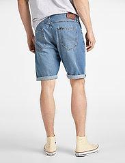 Lee Jeans - 5 POCKET SHORT - farkkushortsit - baybridge - 3