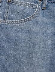 Lee Jeans - 5 POCKET SHORT - farkkushortsit - baybridge - 5