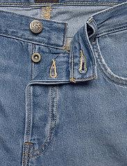Lee Jeans - 5 POCKET SHORT - farkkushortsit - baybridge - 6