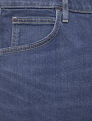 Lee Jeans - 5 POCKET SHORT - denim shorts - hawaii dark - 2