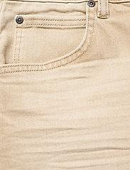 Lee Jeans - 5 POCKET SHORT - denim shorts - faded beige - 2