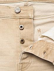 Lee Jeans - 5 POCKET SHORT - denim shorts - faded beige - 3