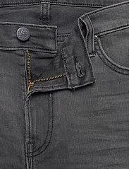 Lee Jeans - RIDER SHORT - farkkushortsit - moto worn in - 6