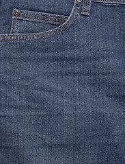 Lee Jeans - RIDER SHORT - denim shorts - hawaii dark - 2