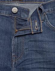 Lee Jeans - RIDER SHORT - denim shorts - hawaii dark - 3