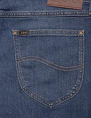Lee Jeans - RIDER SHORT - denim shorts - hawaii dark - 4