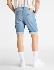 Lee Jeans - RIDER SHORT - farkkushortsit - hawaii light - 3