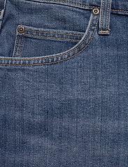Lee Jeans - RIDER SHORT - denim shorts - hawaii mid - 2