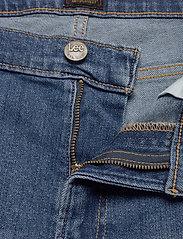 Lee Jeans - RIDER SHORT - denim shorts - hawaii mid - 3