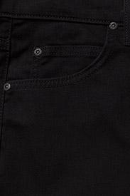 Lee Jeans - RIDER SHORT - farkkushortsit - black rinse - 2