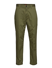 Relaxed chino - OLIVE