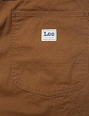 Lee Jeans - CARPENTER - bojówki - toffee - 4
