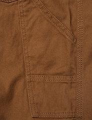Lee Jeans - CARPENTER - bojówki - toffee - 5
