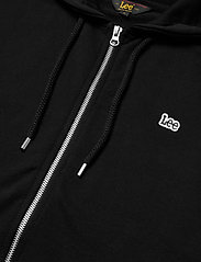 Lee Jeans - BASIC ZIP THROUGH HO - hoodies - black - 2