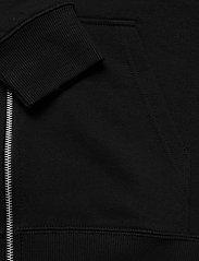 Lee Jeans - BASIC ZIP THROUGH HO - hoodies - black - 3