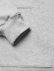 Lee Jeans - BASIC ZIP THROUGH HO - basic sweatshirts - grey mele - 3
