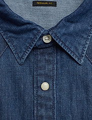 Lee Jeans - LEE RIDER SHIRT - denim shirts - dipped blue - 2
