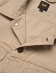 Lee Jeans - SERVICE RIDER JKT - denim jackets - service sand - 2