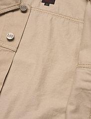 Lee Jeans - SERVICE RIDER JKT - denim jackets - service sand - 4