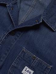 Lee Jeans - LOCO REWORK - farkkutakit - vernon light - 2