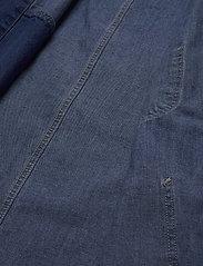 Lee Jeans - LOCO REWORK - farkkutakit - vernon light - 4