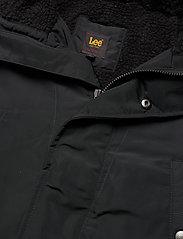Lee Jeans - PARKA - parkas - black - 3