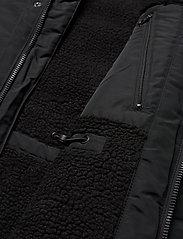 Lee Jeans - PARKA - parkas - black - 5