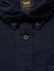 Lee Jeans - LEE BUTTON DOWN - denim shirts - sky captain - 2