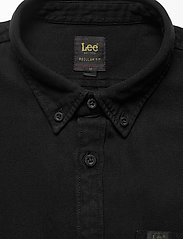 Lee Jeans - LEE BUTTON DOWN - denim shirts - black - 2