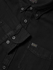 Lee Jeans - LEE BUTTON DOWN - denim shirts - black - 3