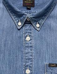 Lee Jeans - LEE BUTTON DOWN - denim shirts - tide blue - 2
