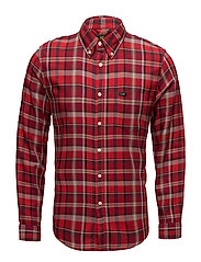 LEE BUTTON DOWN - BRIGHT RED