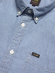 Lee Jeans - LEE BUTTON DOWN SS - basic shirts - piscine - 3