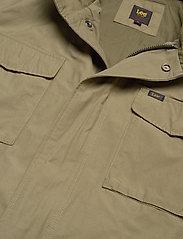 Lee Jeans - FIELD JACKET - light jackets - utility green - 5