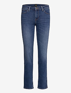 MARION STRAIGHT - straight jeans - mid refined