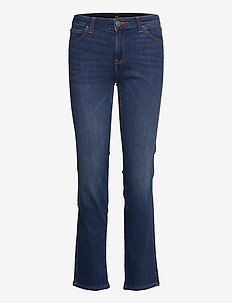 MARION STRAIGHT - straight jeans - dark refined