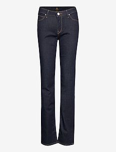 Marion Straight - straight jeans - rinse